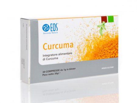 Eos Curcuma 30 cps