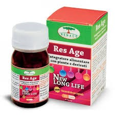 RES AGE LONG LIFE 30 cps da 320 mg