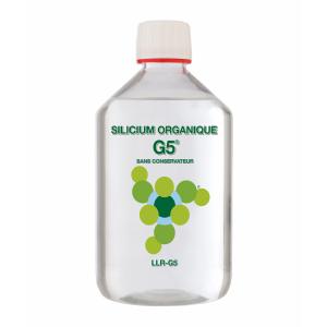 Silicio-Organico-G5-senza-conservanti