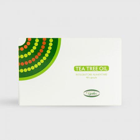 TEA TREE 30 CAPSULE