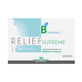 Biosterine® Relief SUPREME Emergency