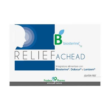 Biosterine® Relief ACHEAD 6 compresse in blister