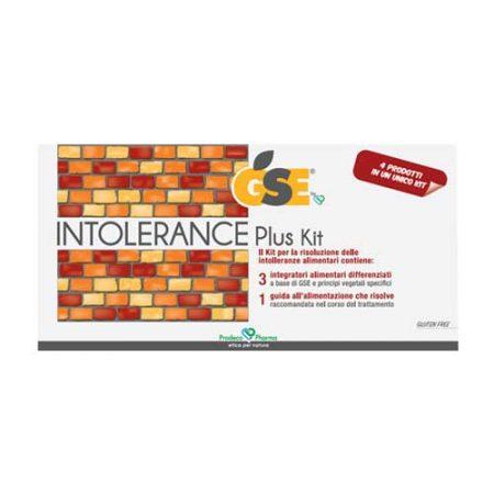 GSE Intolerance Plus Kit 4 in 1