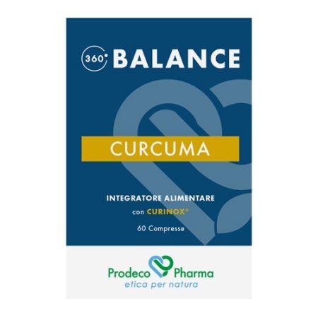 360 BALANCE Curcuma 30 cpr