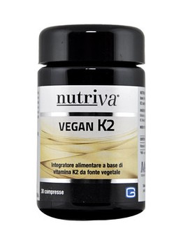 Vegan k2 30 compresse da 400 mg