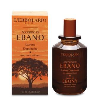 Lozione Dopobarba Accordo di Ebano 100 ml