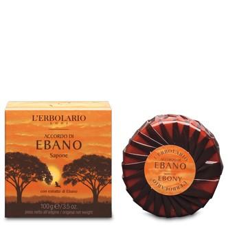 Sapone Accordo di Ebano 100 g