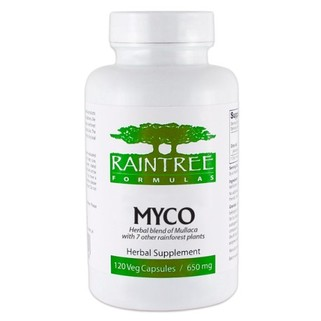 Myco *HEF Capsule Potente Anti - microbico