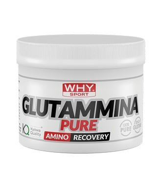 GLUTAMMINA PURE POLVERE 250 gr