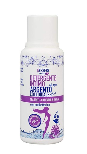 Gel Intimo Argento Colloidale Plus 40 ppm 80 ml