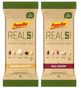 REAL5 ENERGY BAR