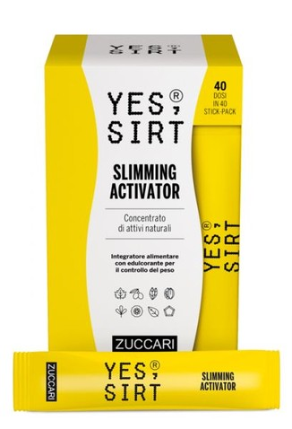 Yes Sirt Slimming Activator bustine