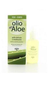 olio all'aloe
