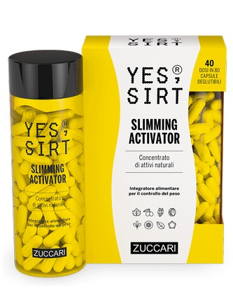 yes sirt slimming activator
