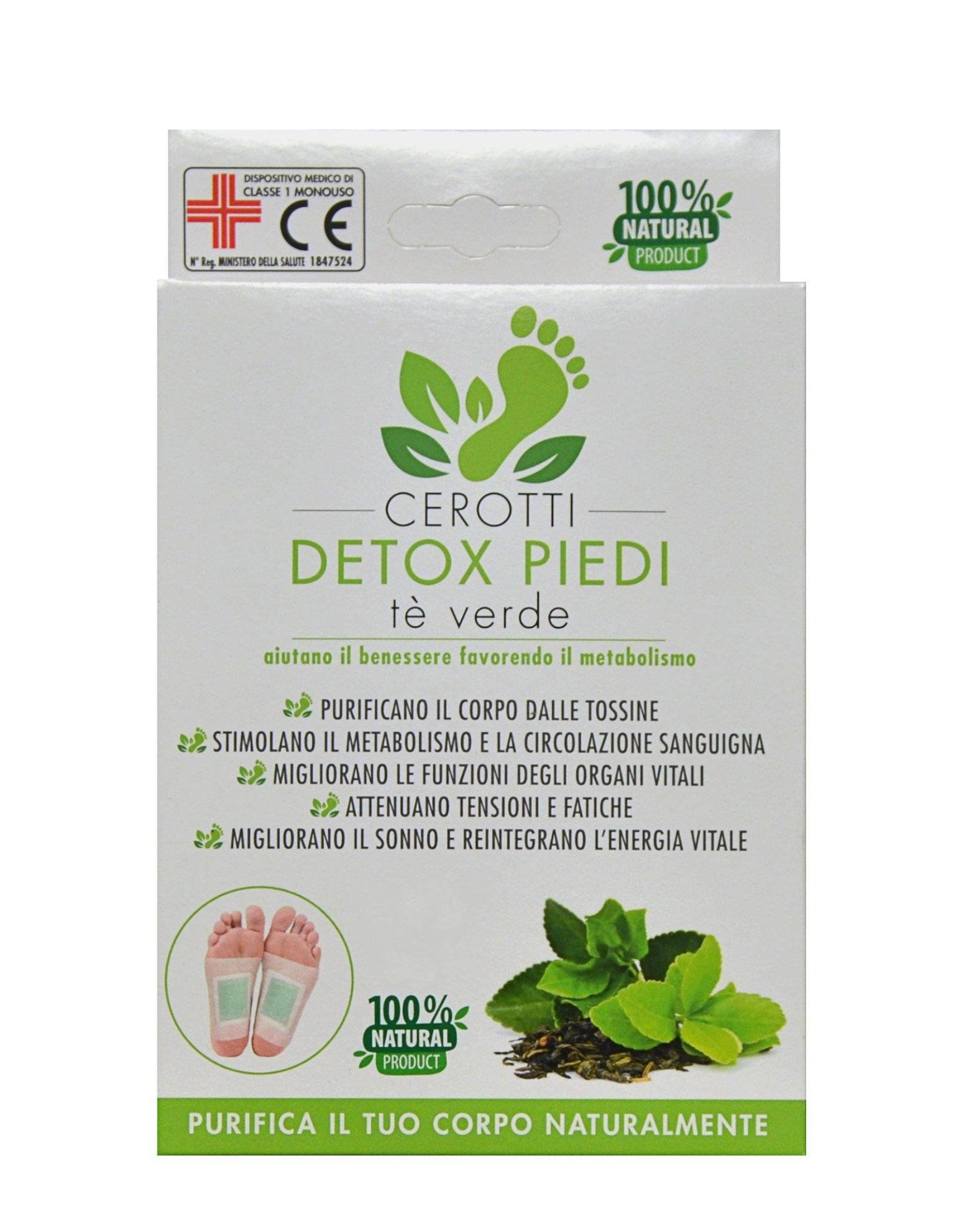 cerotti tè verde