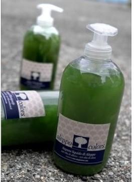 sapone di aleppo liquido 500 ml